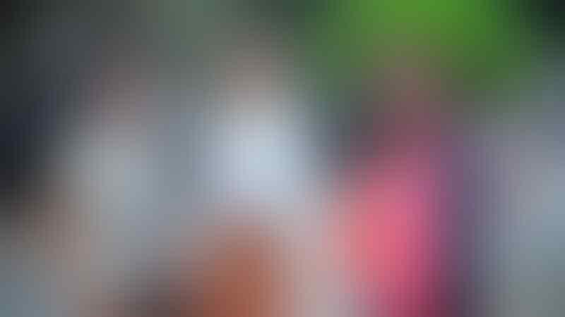 10 Foto Widi Dwinanda, Pemeran Tuti Penjual Pulsa Unyu di 'Cuma Disini'