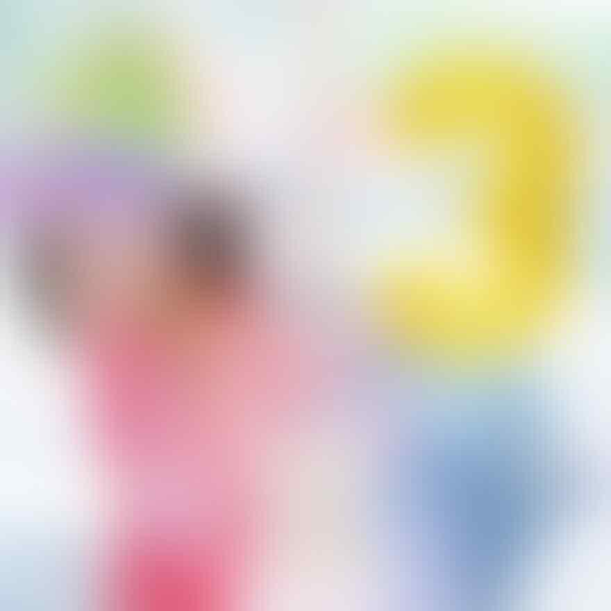 10 Potret Manis Ulang Tahun Thalia, Anak Ruben Onsu dan Sarwendah