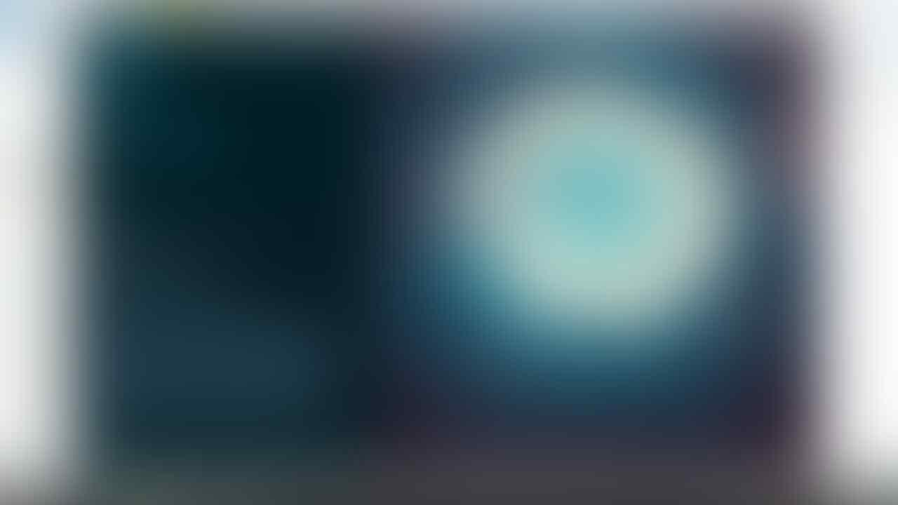 ada yang tau ga kenapa bisa segede ini layar ps gua? #newbie