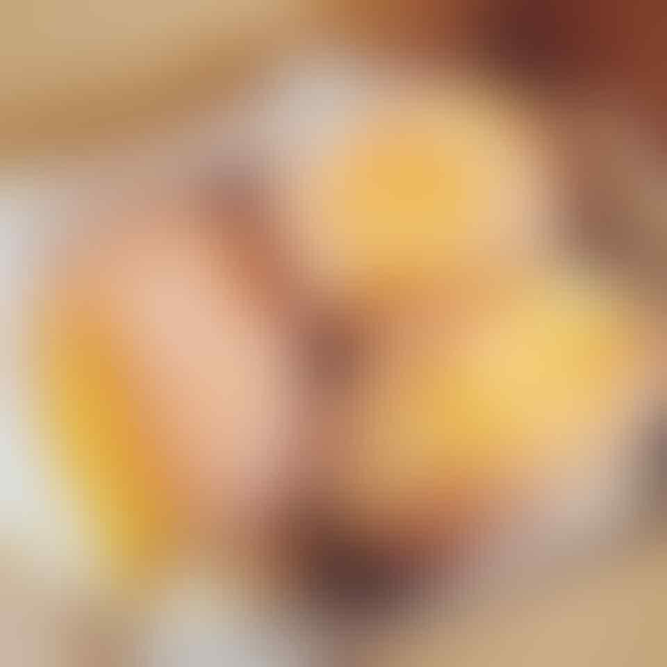Lezat, Ini Resep Donat Telur Asin Pas Buat Cemilan Saat Lebaran