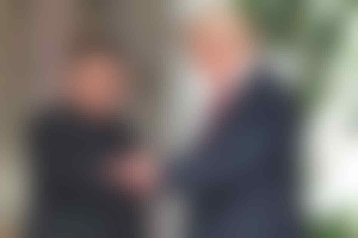 Presiden Korsel Tonton Siaran Langsung Pertemuan Trump dan Kim Jong-un