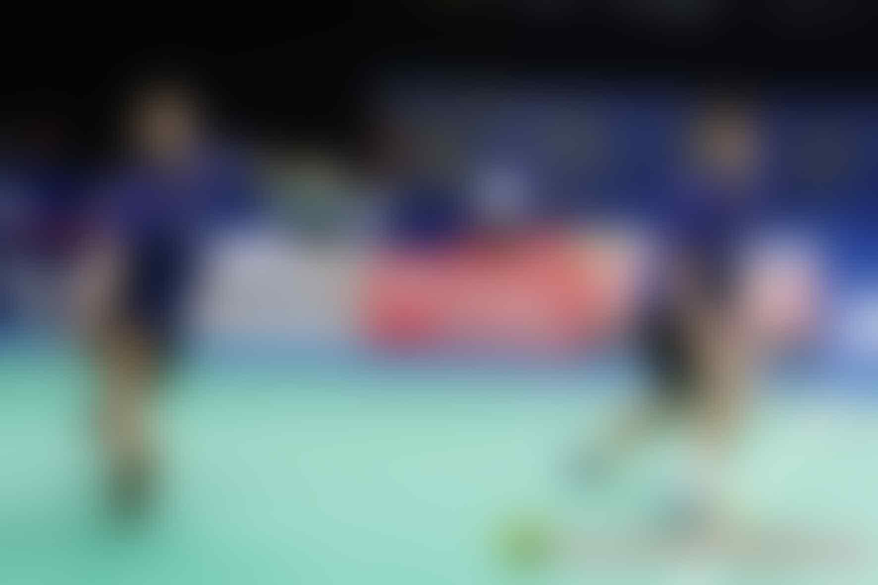 4 Kemenangan Penting Ganda Putra Indonesia di R1 Indonesia Open 2018