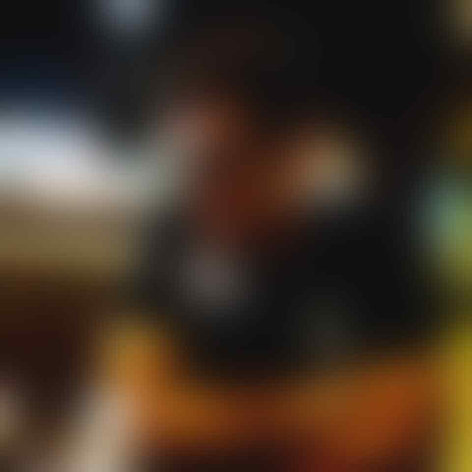 10 Transformasi Roy Jordi, Artis Kolosal yang Main di Angling Dharma