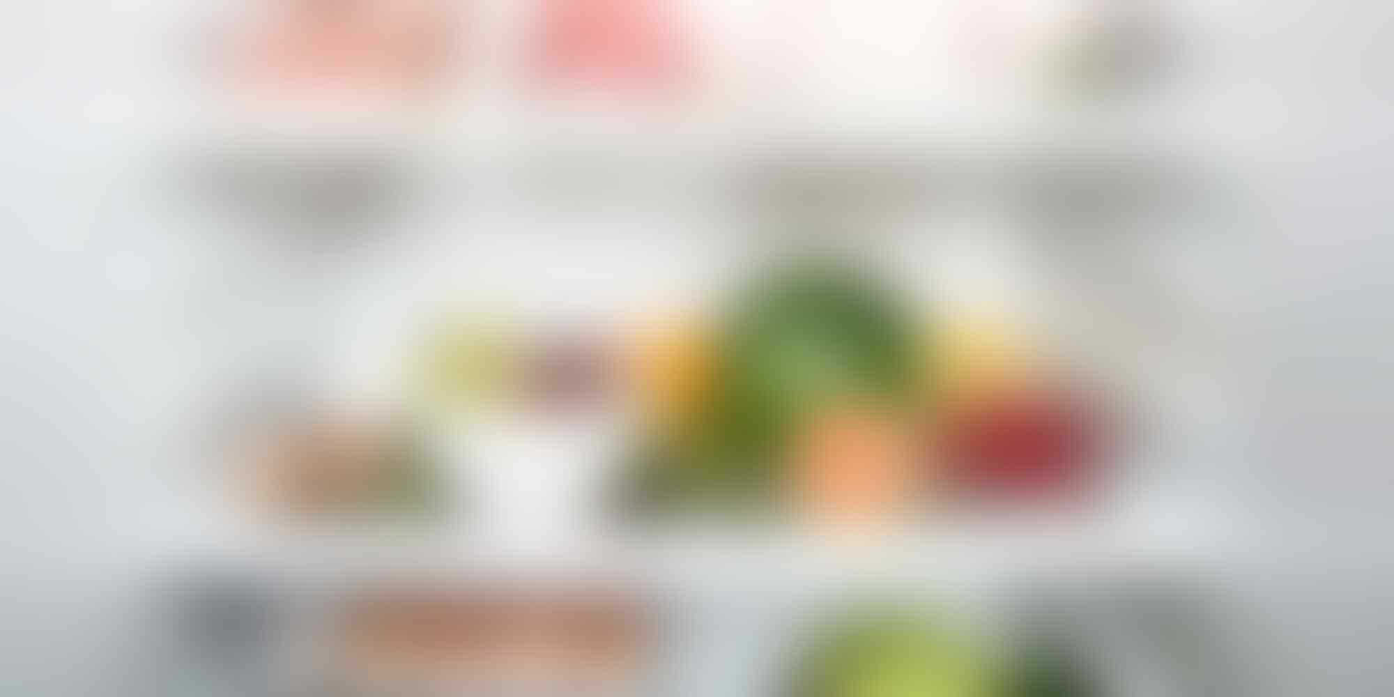 7 Trik Makan Supaya Bisa Ambil Porsi Lebih Sedikit dari Biasanya