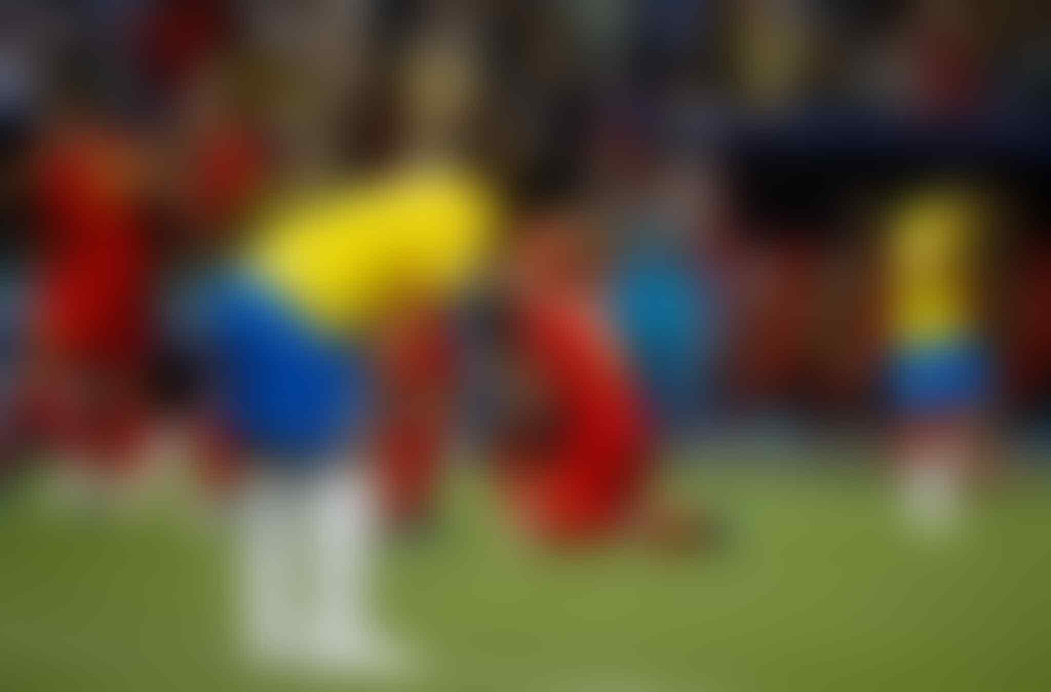 Kazan Arena Jadi Kuburan Tiga Tim Raksasa di Piala Dunia