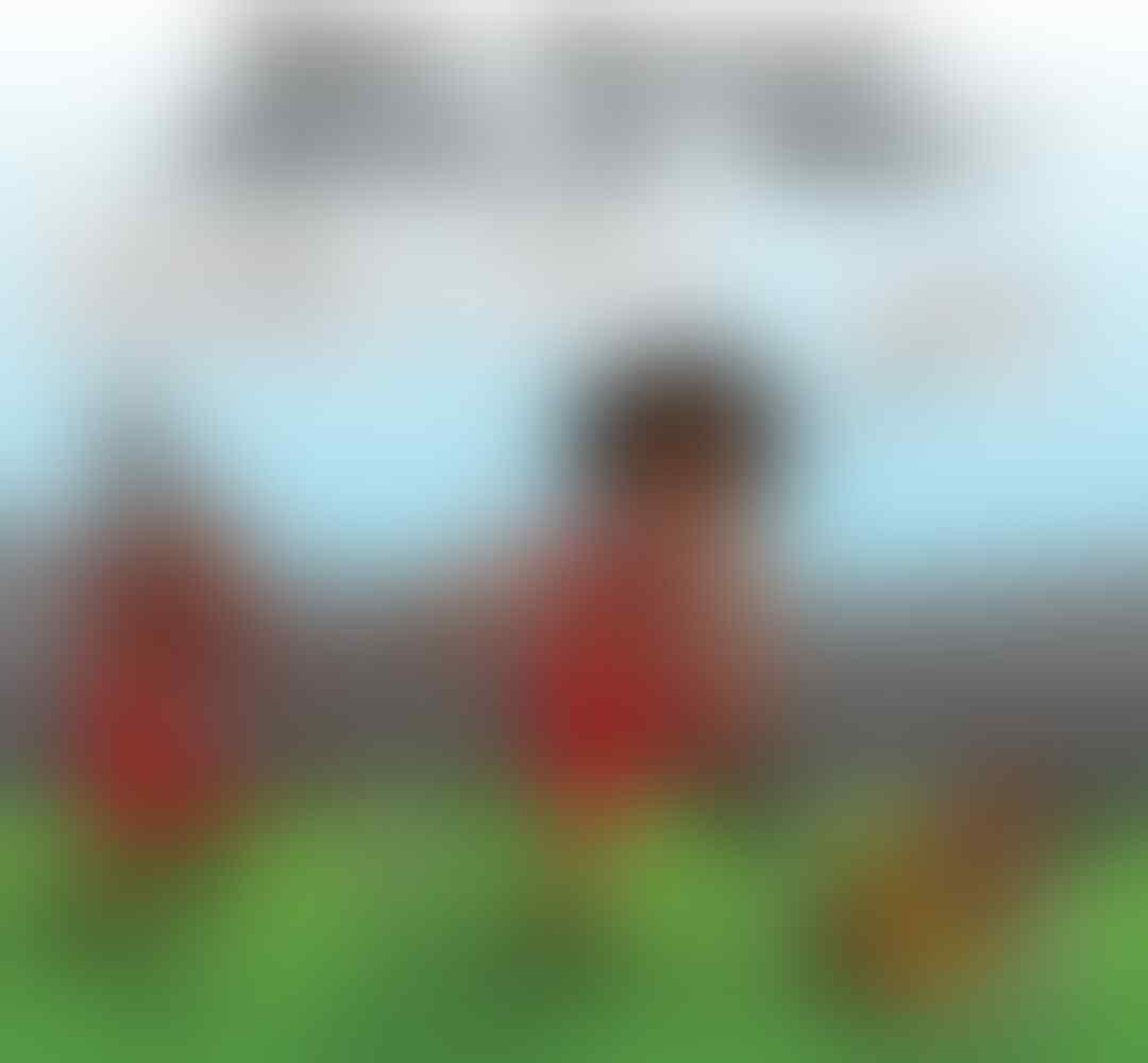 14 Ilustrasi Ini Bukti Bahwa Belgia Bikin Pemain Brasil Kebingungan
