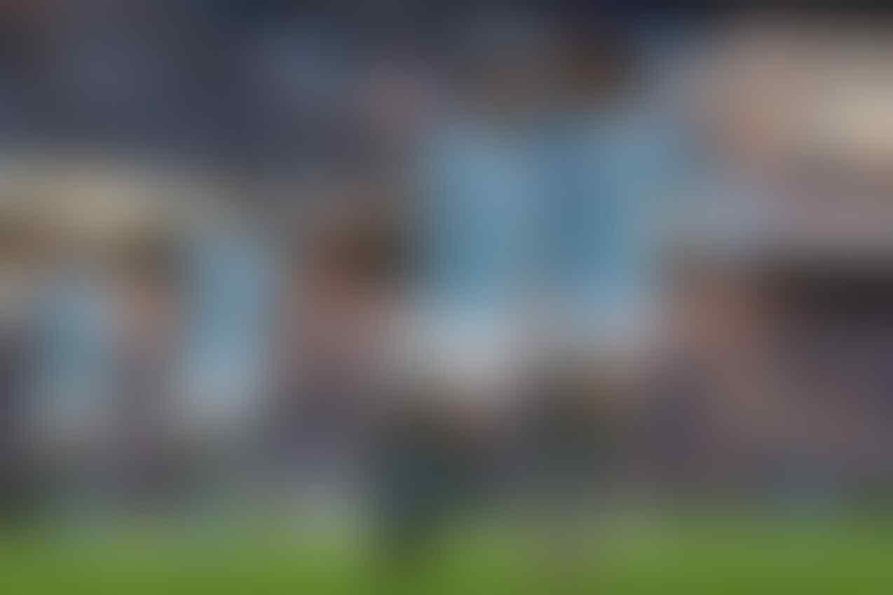 Resmi! Manchester City Menjadi Klub Baru Mahrez