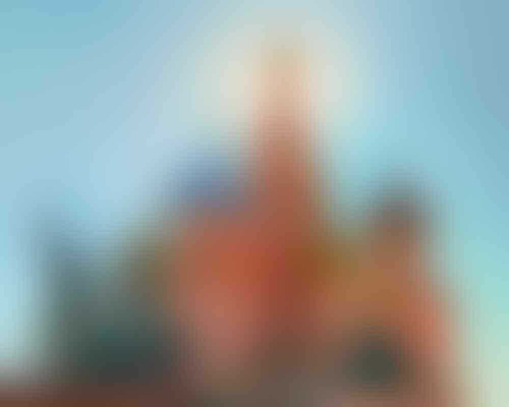 7 Fakta Mengenai Gereja Katedral Ikonik Rusia: St. Basil yang Unik