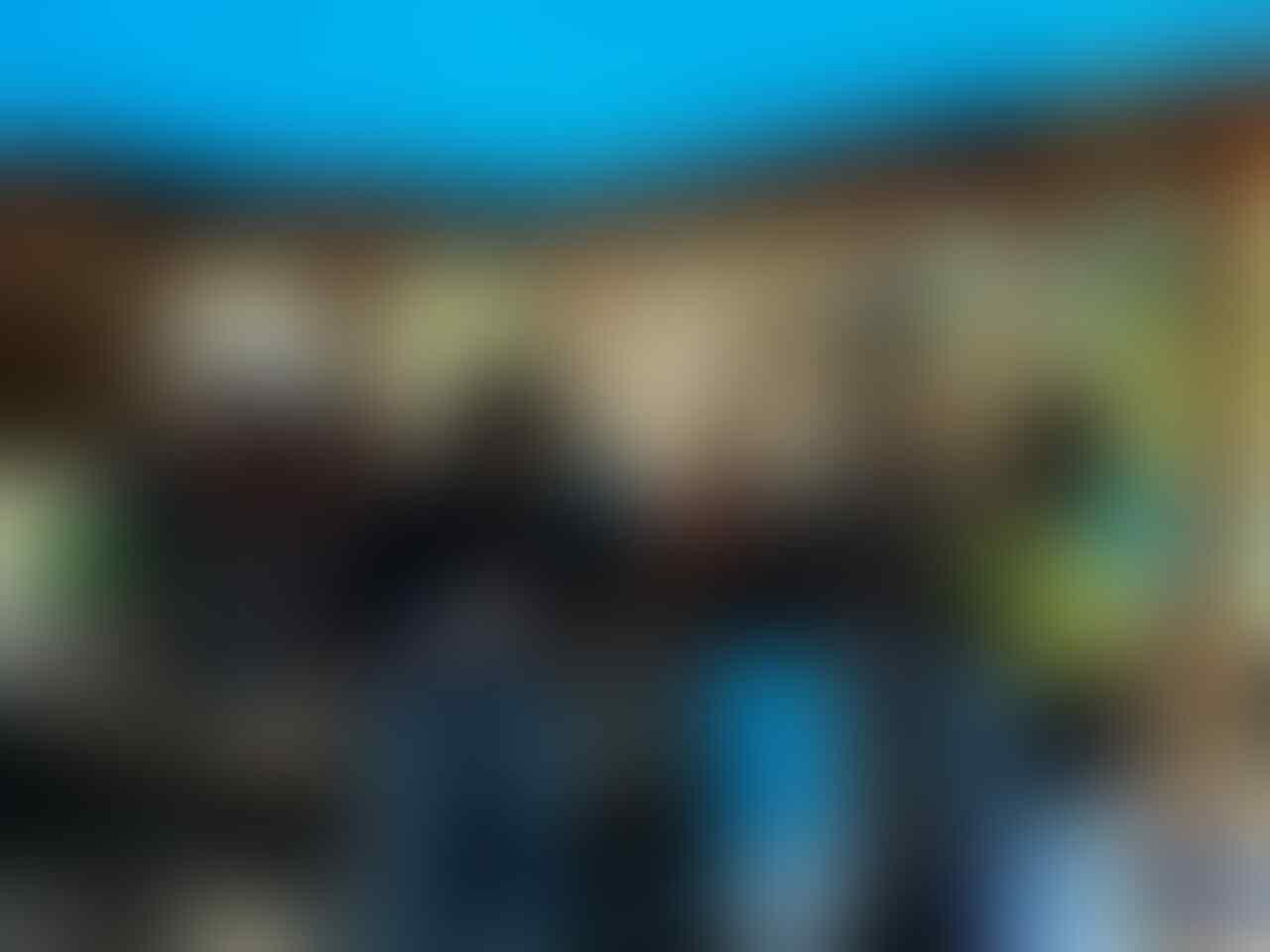 Beramal untuk Korban Gempa Lombok dengan Membeli Merchandise KASKUS