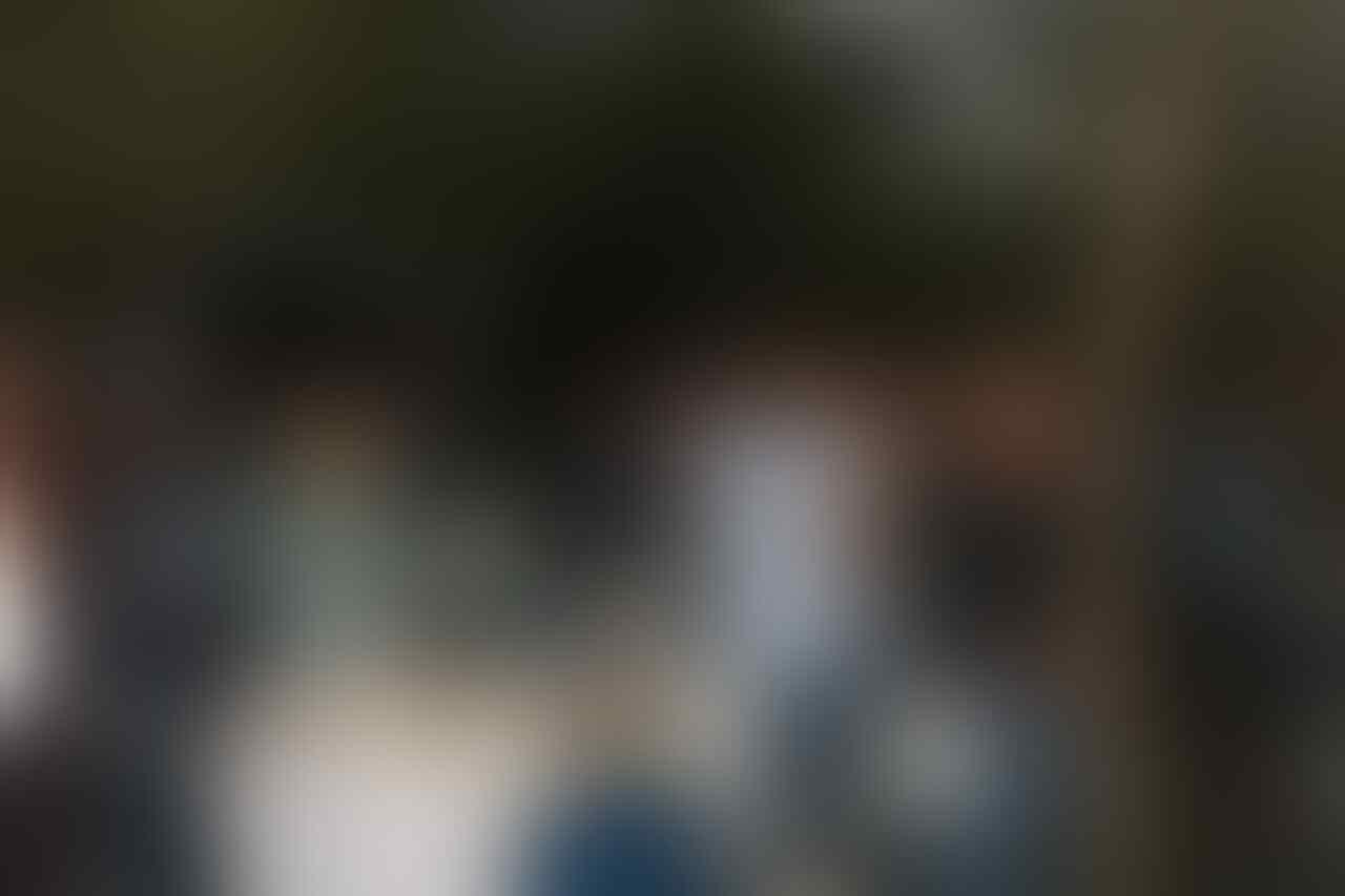 Korpri Dinsos DKI Gelar Malam Silaturahmi dan Lintas Alam