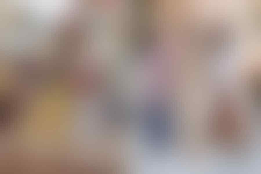 Adu Gaya Kesha Ratuliu Vs Alika, Ponakan Artis Mana yang Lebih Keren?