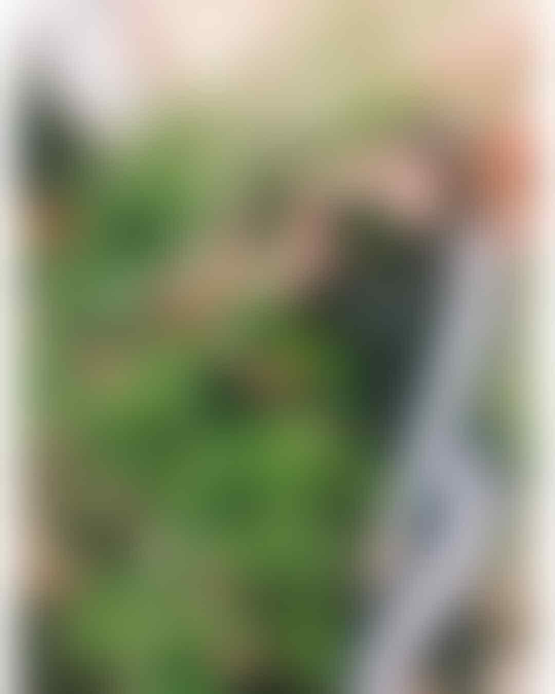 10 Foto Terbaru Pamela Safitri Duo Serigala, Bikin Susah Fokus