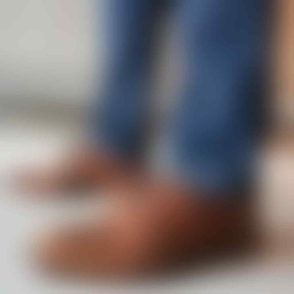 ALL ABOUT Dress Shoe/Sepatu Formal