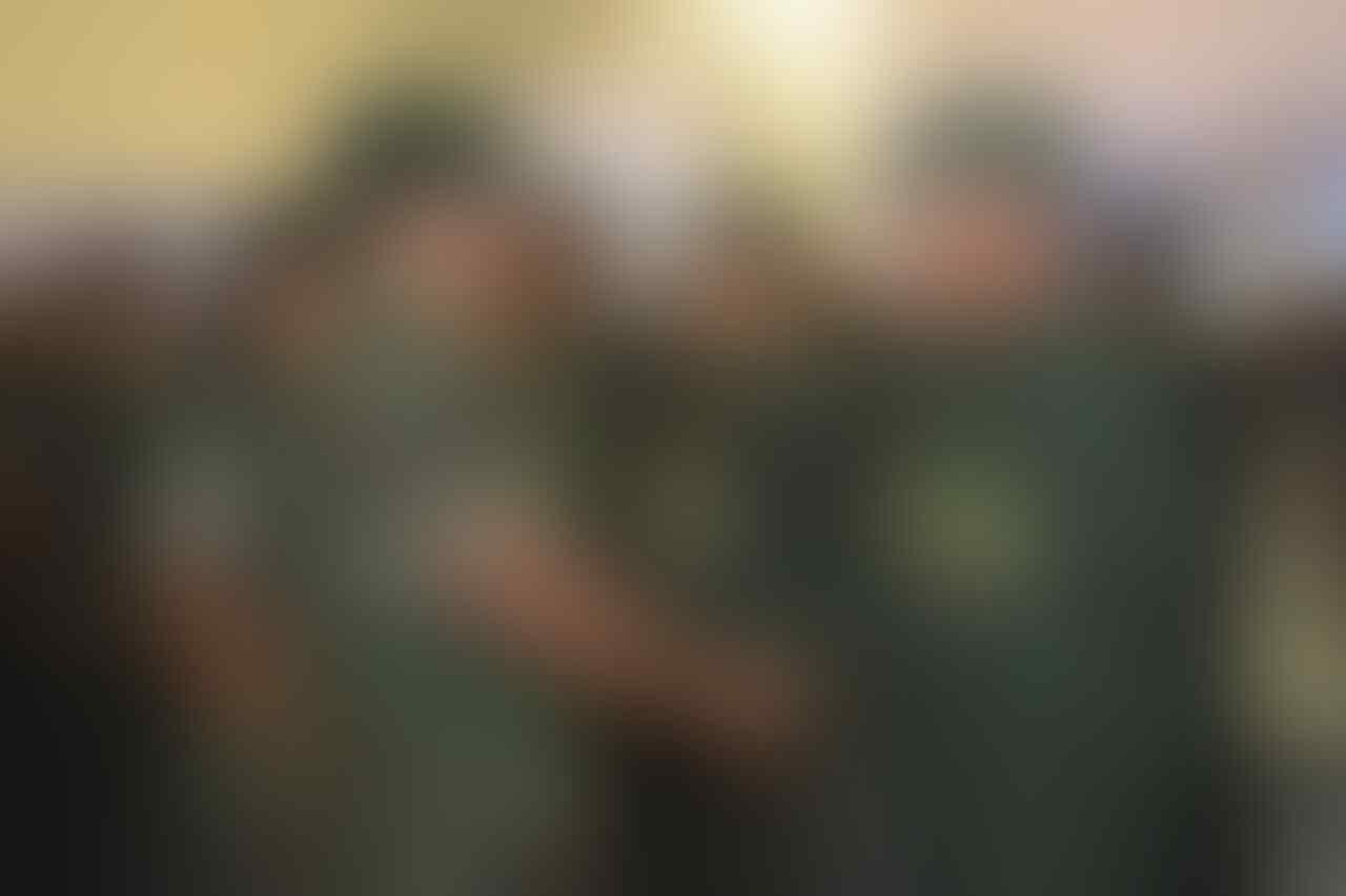 Wow, TNI Juara Umum Di Kejuaraan Bergengsi Australia, USA Berhasil Dikalahkan