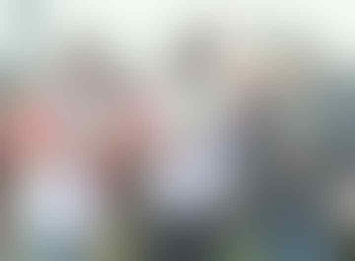 Jokowers memutihkan GBK Di Kampanye Akbar JOKOWI #Indonesiamaju #01