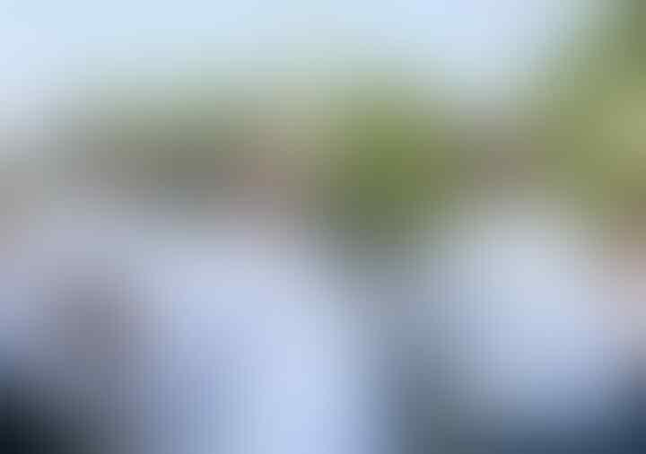 Upacara HUT RI di Pulau Reklamasi Diikuti 4 Ribu PNS DKI, Diangkut 75 Bus