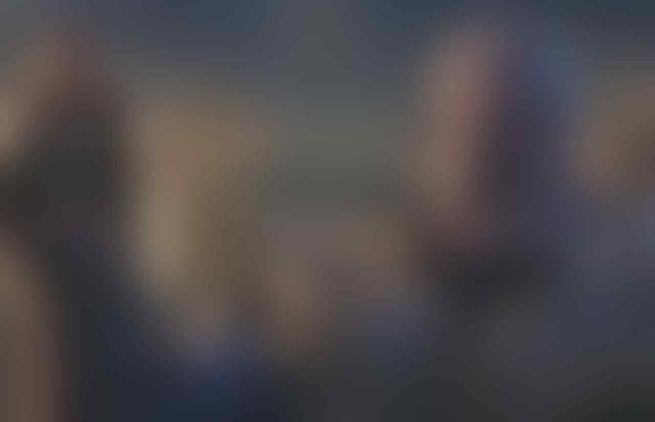 Viral! Video Warga Berebut Masuk Mal di Lebak, Banten