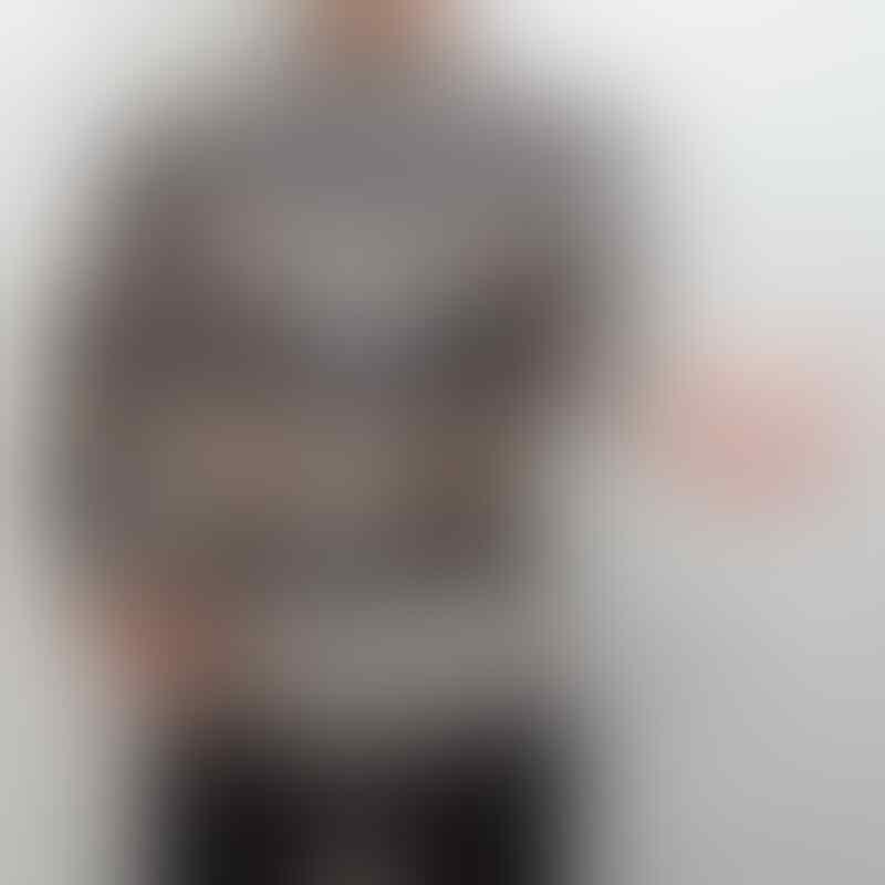 "[KOBAR18] MASANI Batik Slimfit ""S Series"" Long Sleeve"