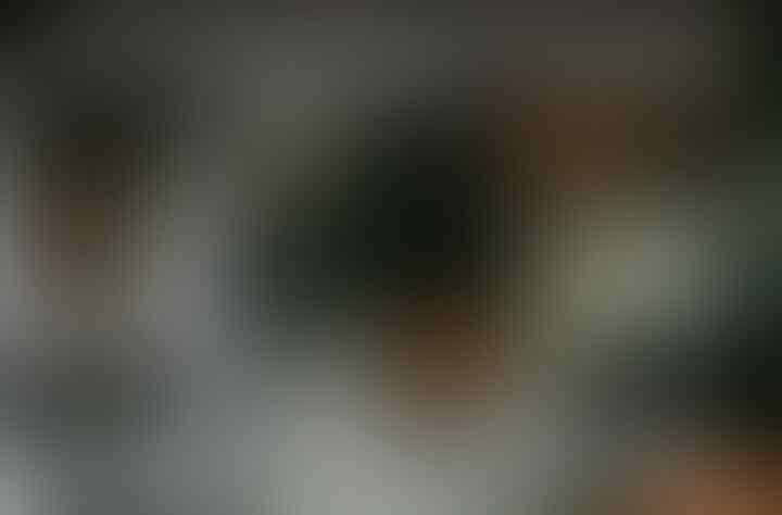 Heboh Abu Janda hingga Denny Siregar Foto dengan Jokowi