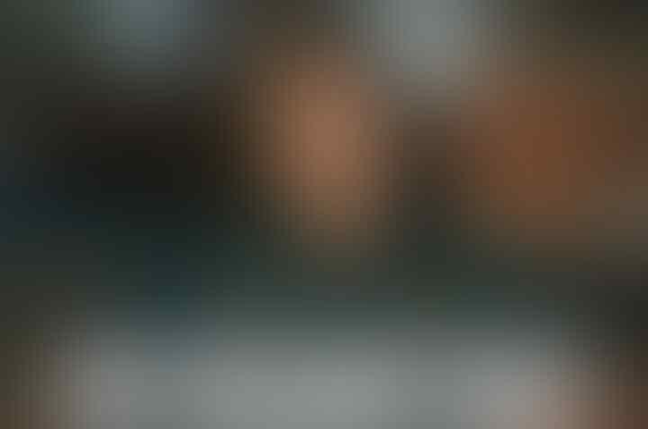 BEM UNNES Cap Rezim Jokowi Otoriter, Pajang Foto Kim Jong Un dan Soeharto