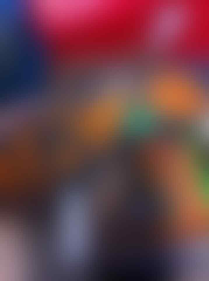 [WTS] Original PUMA EVOSPEED STARBOOTS Orange/Charcoal/Green(Futsal)