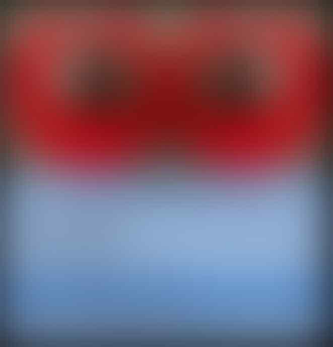 =LELANG= BATU : BLUE SAFIR, RUBY STAR, KLIMAYA SET IN RING TITANIUM