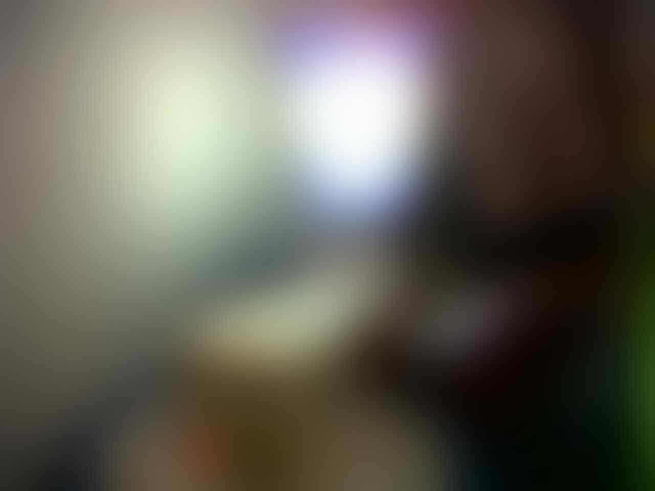 [TUTOR] Membuat Backlight Monitor PC (Cahaya Bias Dibelakang Monitor) Seharga 10 Ribu