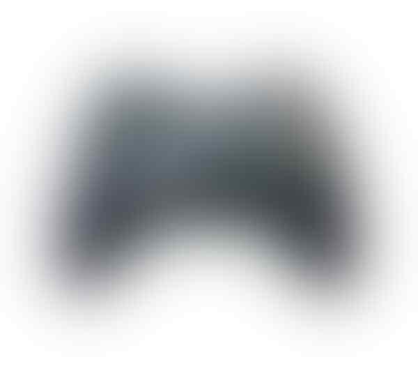 WTS Stick xbox wired, wireless Controller Stick, bundle receiver Black ORI dll MURAH