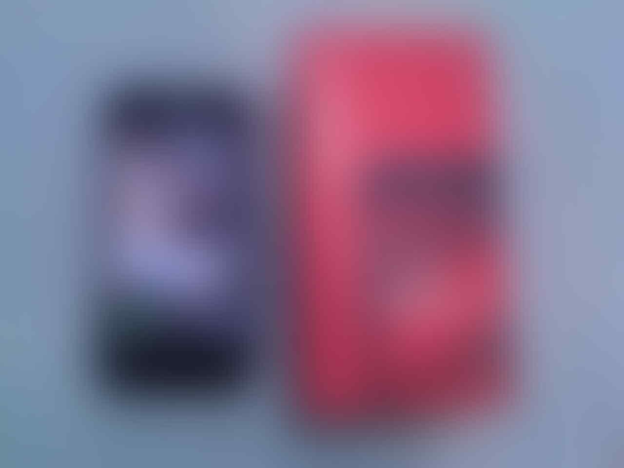 Asus Zenfone 4 Red fullset lengkap garansi panjang mulus murah masuk aja dulu