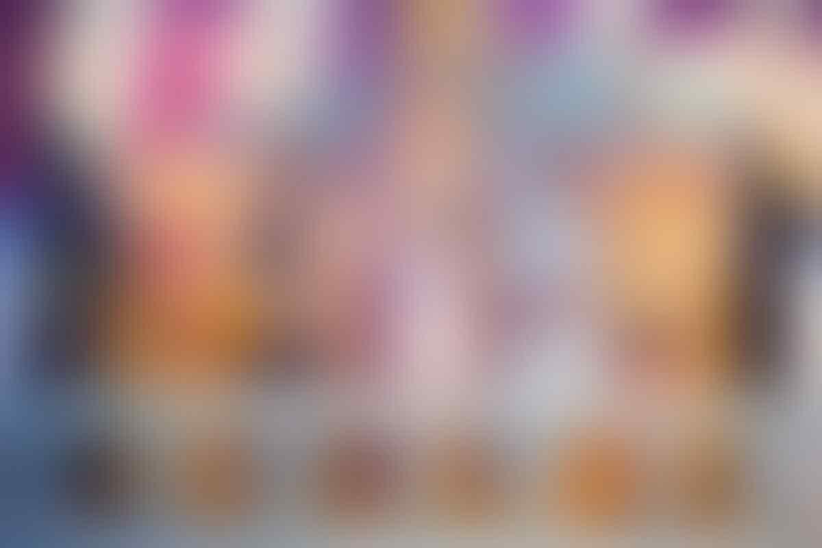 [KEREN] Museum Lukisan 3D One Piece Pertama di Dunia!!! penggemar one piece masuk !