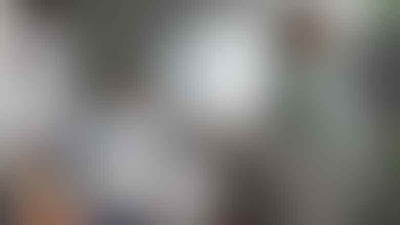 Serem Gan! Begini Penampakan Kota New Delhi yang Ditetapkan Darurat Polusi Udara!