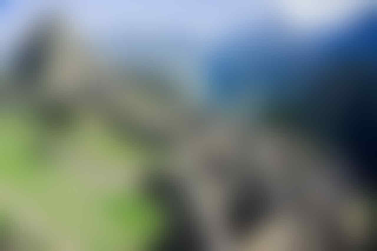 Gunung Padang Cianjur VS Machu Picchu Peru