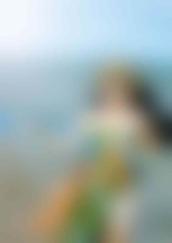 [BB17 ] 10 Cosplayer ini Bikin Gagal Fokus
