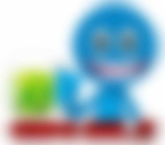 Blue Guy and Friends From KASKUS Emoticon Family