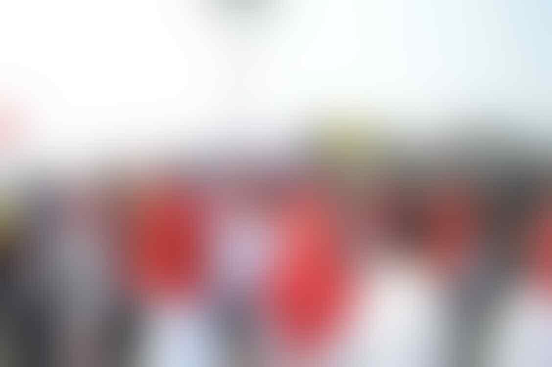 [FR] Kibarkan Merah Putih di Atas Sungai Kapuas