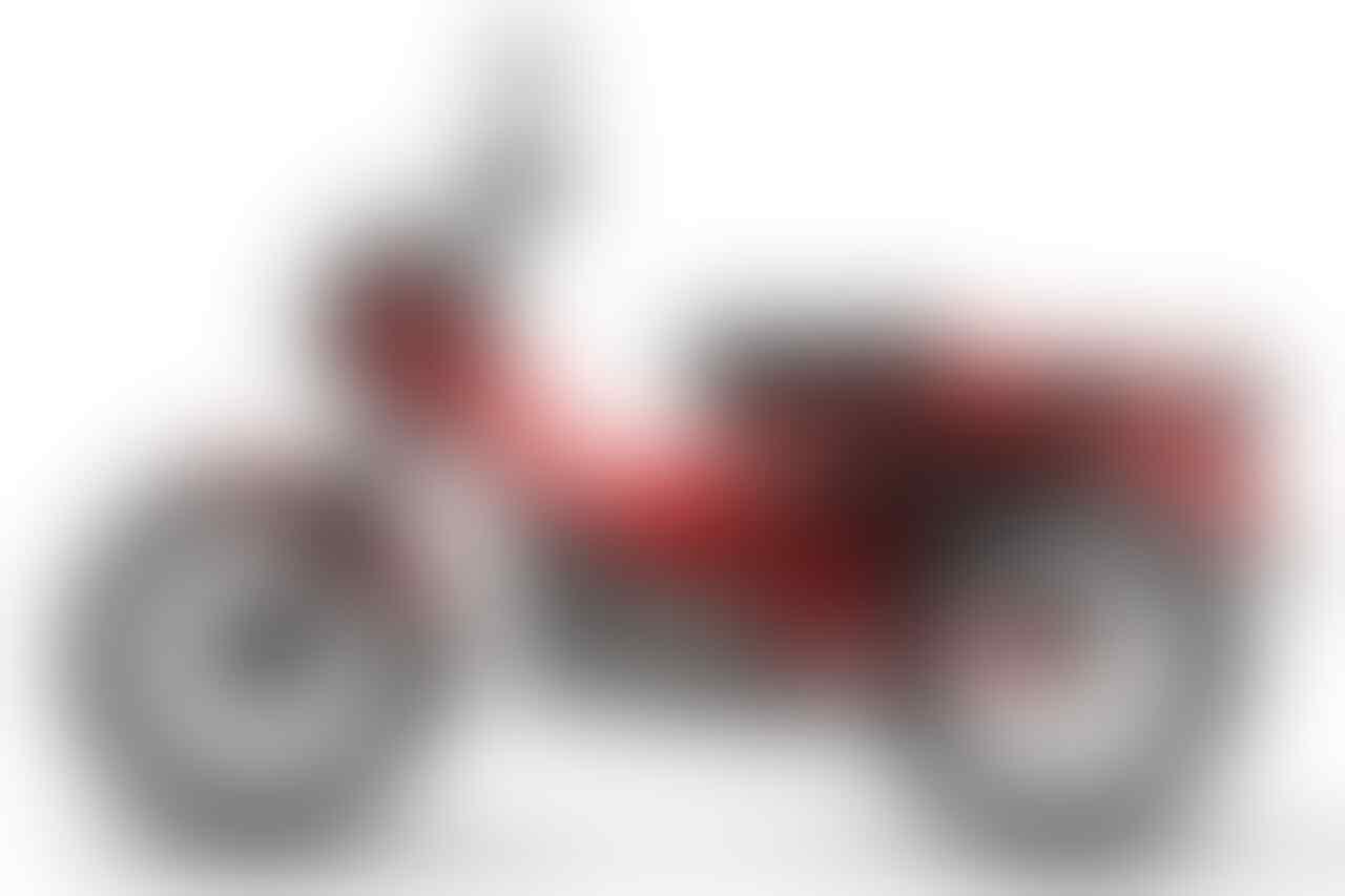 Bakal Jadi Calon Motor Bebek Termahal, Honda Bikin Moped Reborn Lagi