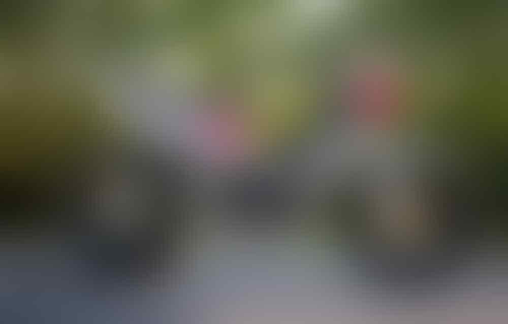 Motor Sport 150-200cc Bakal Tunduk Jika Lawan Motor Bebek 125cc Ini