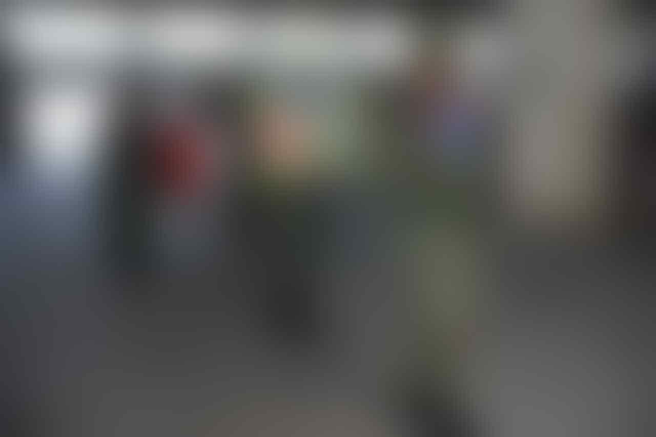 Jenazah Prajurit Yang Tewas di Papua Tiba di Bandara Yogyakarta