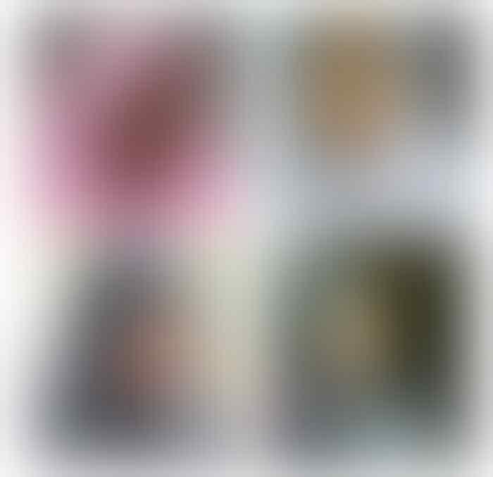 Mata Jadi Blur! 5 Potret Maafkan Aku yang Nyata vs Aku yang Filter, Bikin Melongo