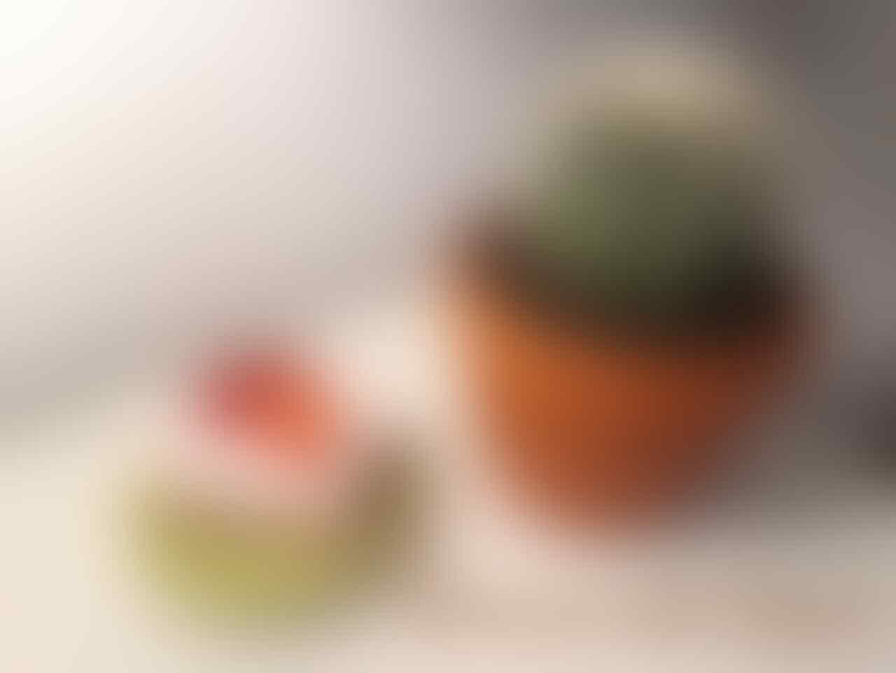 Strawberry Tiramisu (Tiramisu rasa stroberi)