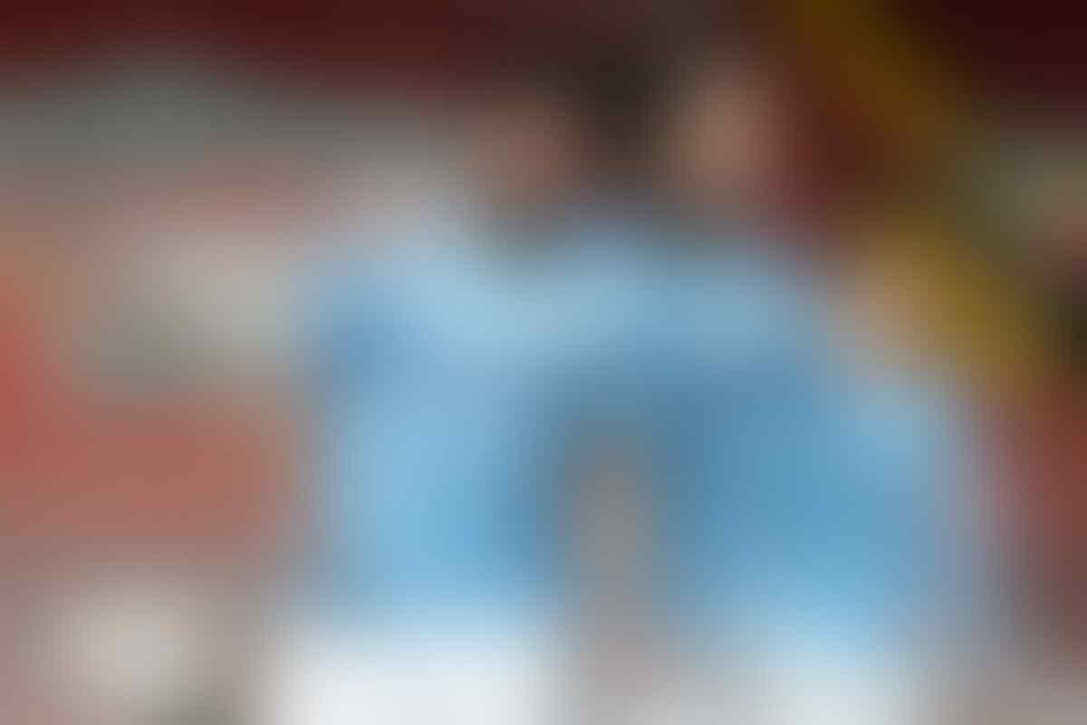 Manchester City Berpeluang Raih Empat Gelar di Musim ini!
