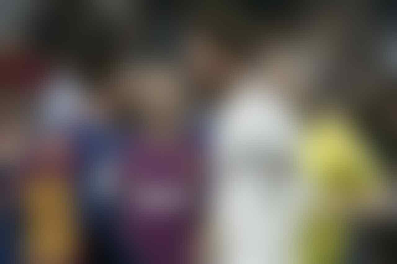 Berikut Rata-rata Umur Pemain Real Madrid dan Barcelona Jelang El Clasico Jilid II