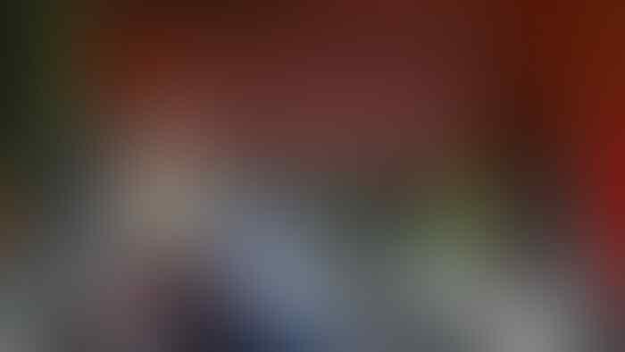 Hormati Bulan Ramadhan, Warteg di Jakarta Ditutup Tirai
