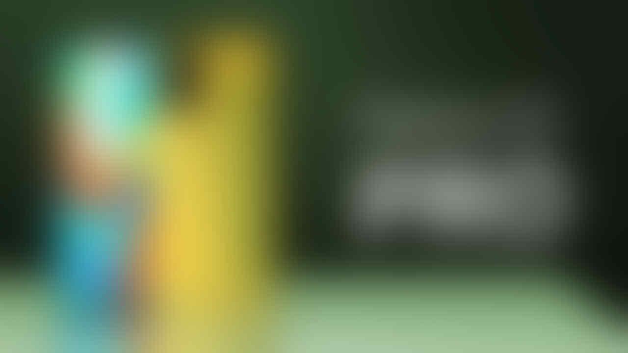 Realme Q3 Pro (5G) Desain Baru Logonya Bisa Nyala 😲
