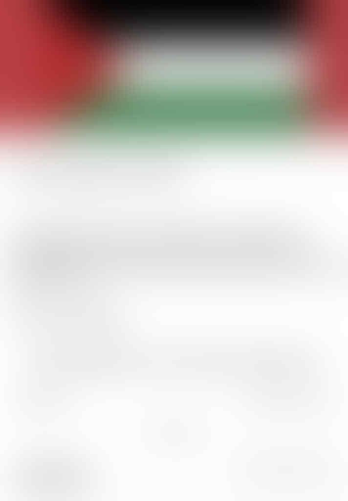 BERJASA, Palestina Negara Pertama yang Mengakui Kemerdekaan Indonesia 1945 !