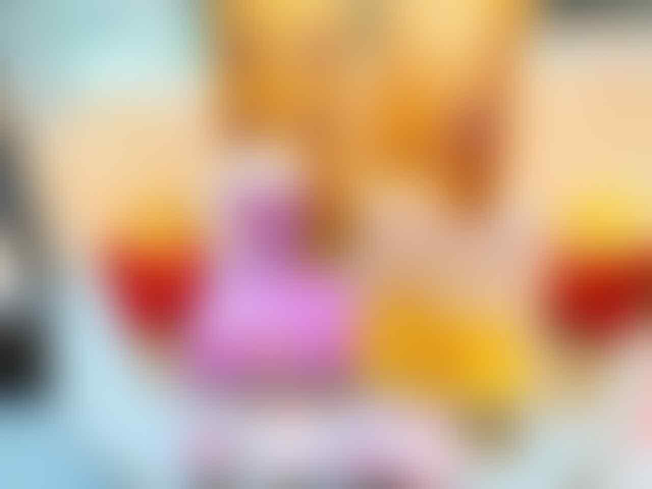 Bikin Heboh ! Kertas Sisa Kemasan 'BTS MEAL' Dijual Online Dengan Harga Selangit