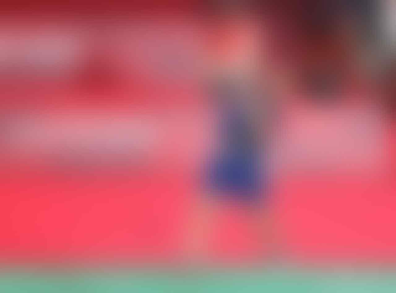 """Sosok Aram Mahmoud, Atlet """"Pengungsi"""" Pertama di Olimpiade"""