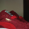 "PUMA SUEDE CLASSIC ""RED MAROON"""