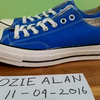 Converse 70s Low Imperial Blue