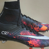 "nike mercurial superfly CR7""beauty Savage""FG 100%ori"
